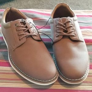 Goodfellow and co.brown Edmund sneakers